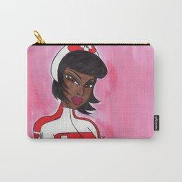 Hello Nurse Carry-All Pouch