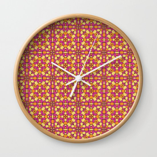 P8 Wall Clock