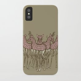 These Trees Stand Tall iPhone Case