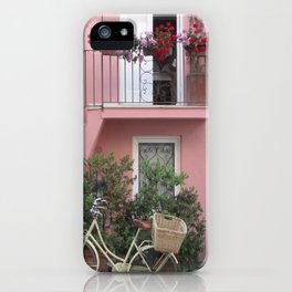 A Day in the Life - Capri, Italy iPhone Case