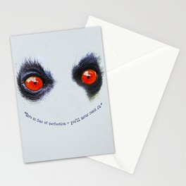 Have no Fear Stationery Cards