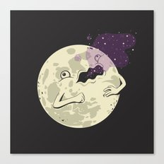 Full Moon #2 Canvas Print