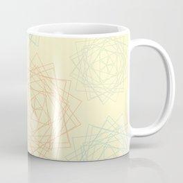 Origami Blooms Coffee Mug