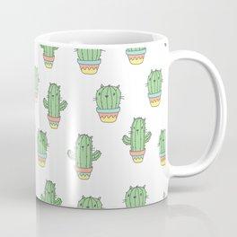 Cat-cus Coffee Mug