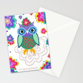 The Nightly Daydreamers Stationery Cards