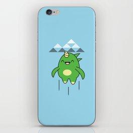 Kawaii Dragon iPhone Skin