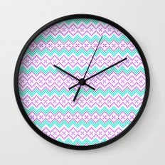 YOUNG GEO PART 2 Wall Clock