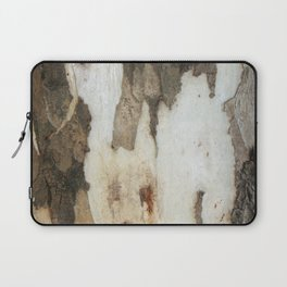 Peeling Bark Of A Eucalyptus Gum Tree Laptop Sleeve