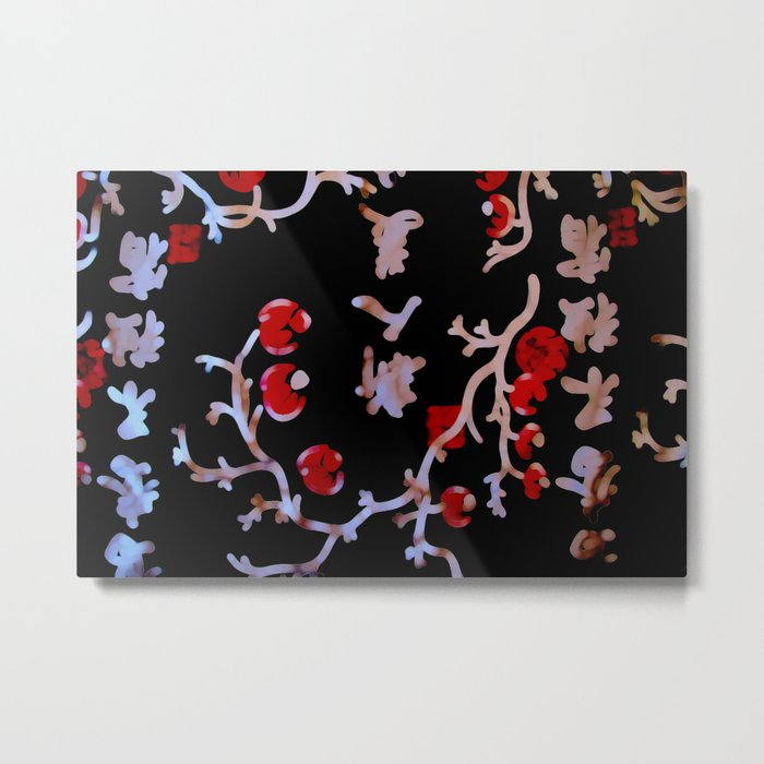 in your arms Metal Print