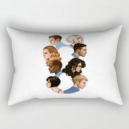 Sense8 Rectangular Pillow