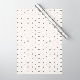 HAMMAH MUDCLOTH Wrapping Paper