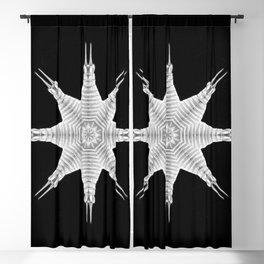 Ninja Star 9 Blackout Curtain