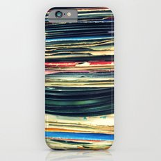 put your records on iPhone 6 Slim Case