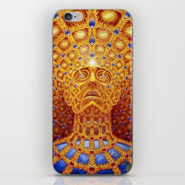 alex grey human being tour 2019 nggateli iPhone Skin