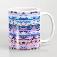 zen Mugs featuring Zen. by Assiyam