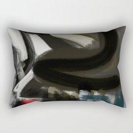Undercover sun Rectangular Pillow