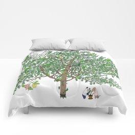 BB&PPINC Tree Print Comforters