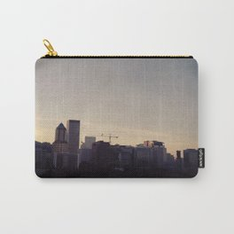 Portland at Dusk Carry-All Pouch