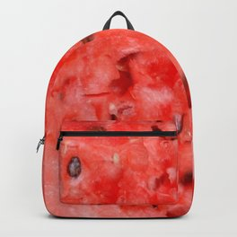 FRESH CUT JUICY PICNIC WATERMELON Backpack
