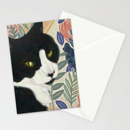 Tropical Cat Stationery Cards
