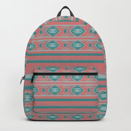 Ethnic Bohemian Style Pattern Backpack