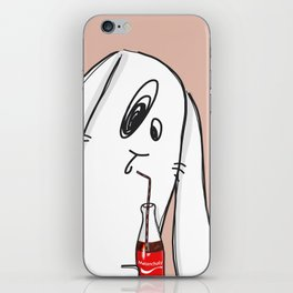 Melancholy's Coke iPhone Skin