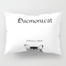 CAT METAL : Daemonicat - Eternal Meow Pillow Sham