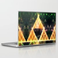 triforce Laptop & iPad Skins featuring Triforce by Spires