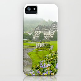 Hotel Quitandinha iPhone Case