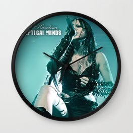 Karolina Stage 1 Wall Clock