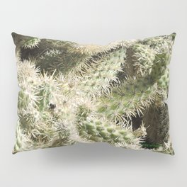 TEXTURES -- Munz's Cholla Pillow Sham