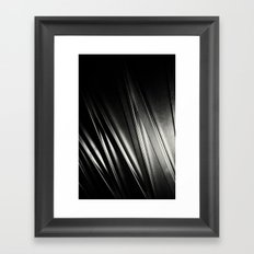 STEEL III. Framed Art Print