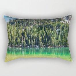 Fairy Lake, Gallatin County, MT Rectangular Pillow