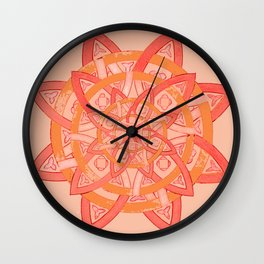 celtic tones Wall Clock