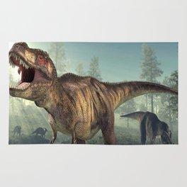 Dinosaurs Rug