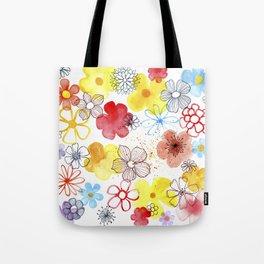 Summergarden Tote Bag