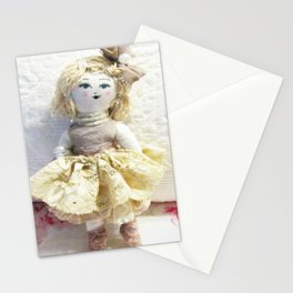 Doll in Lace~ Stationery Cards