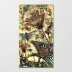 FlyFishing_2 Canvas Print