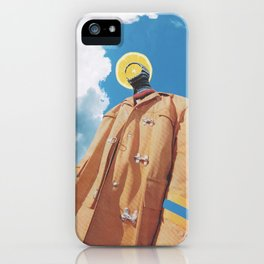 (Lemon)Head In the Clouds iPhone Case