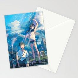 Kimi No Na Wa Stationery Cards