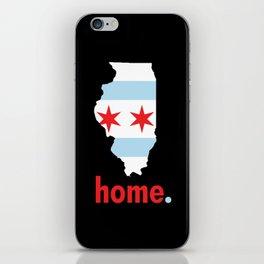 Illinois Proud iPhone Skin