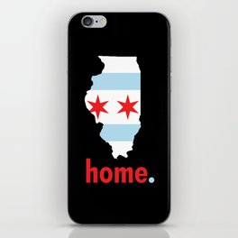 Illinois Proud iPhone Skin