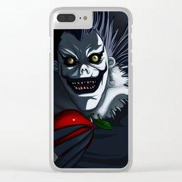 Ryuk Clear iPhone Case