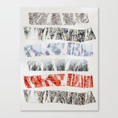 Nature Tape Canvas Print