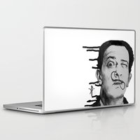 dali Laptop & iPad Skins featuring Dali by -KP-
