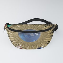 Jewels in the Sun Fanny Pack
