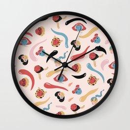 Caritas Wall Clock