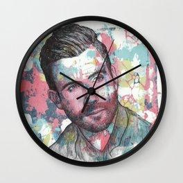 Adam Levine - It Was Always You Wall Clock