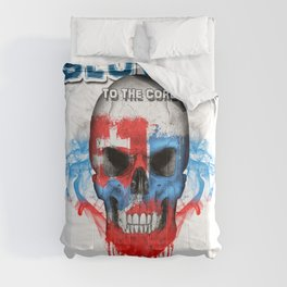 To The Core Collection: Slovakia Comforters
