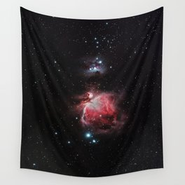 The Great Nebula in Orion Wall Tapestry